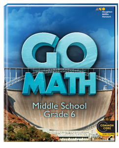 6th Grade - WELCOME TO MATH